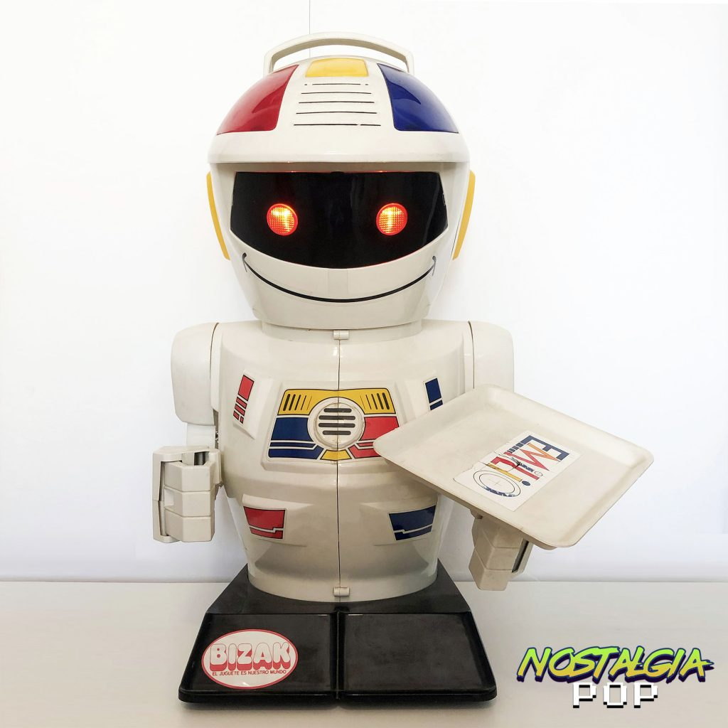 Robot Emilio (1997)