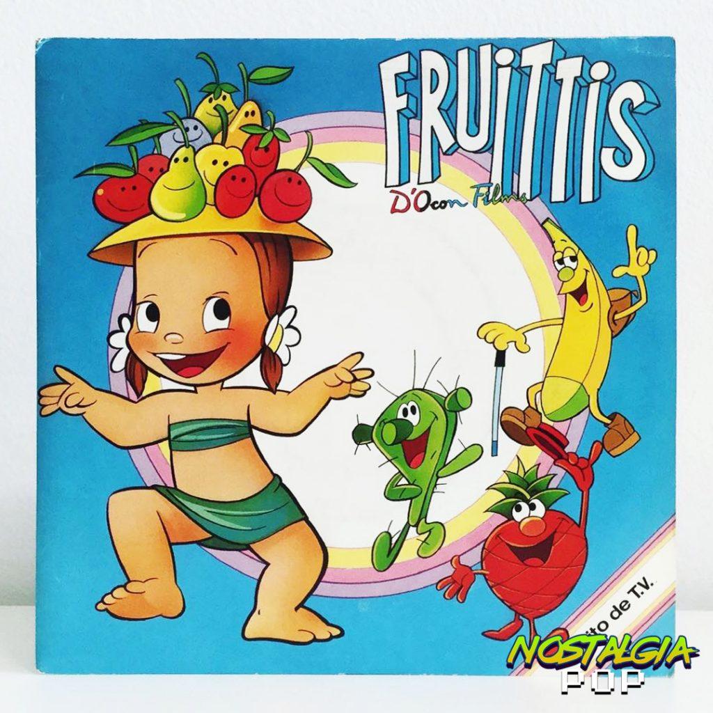 Los Fruittis EP (1990)