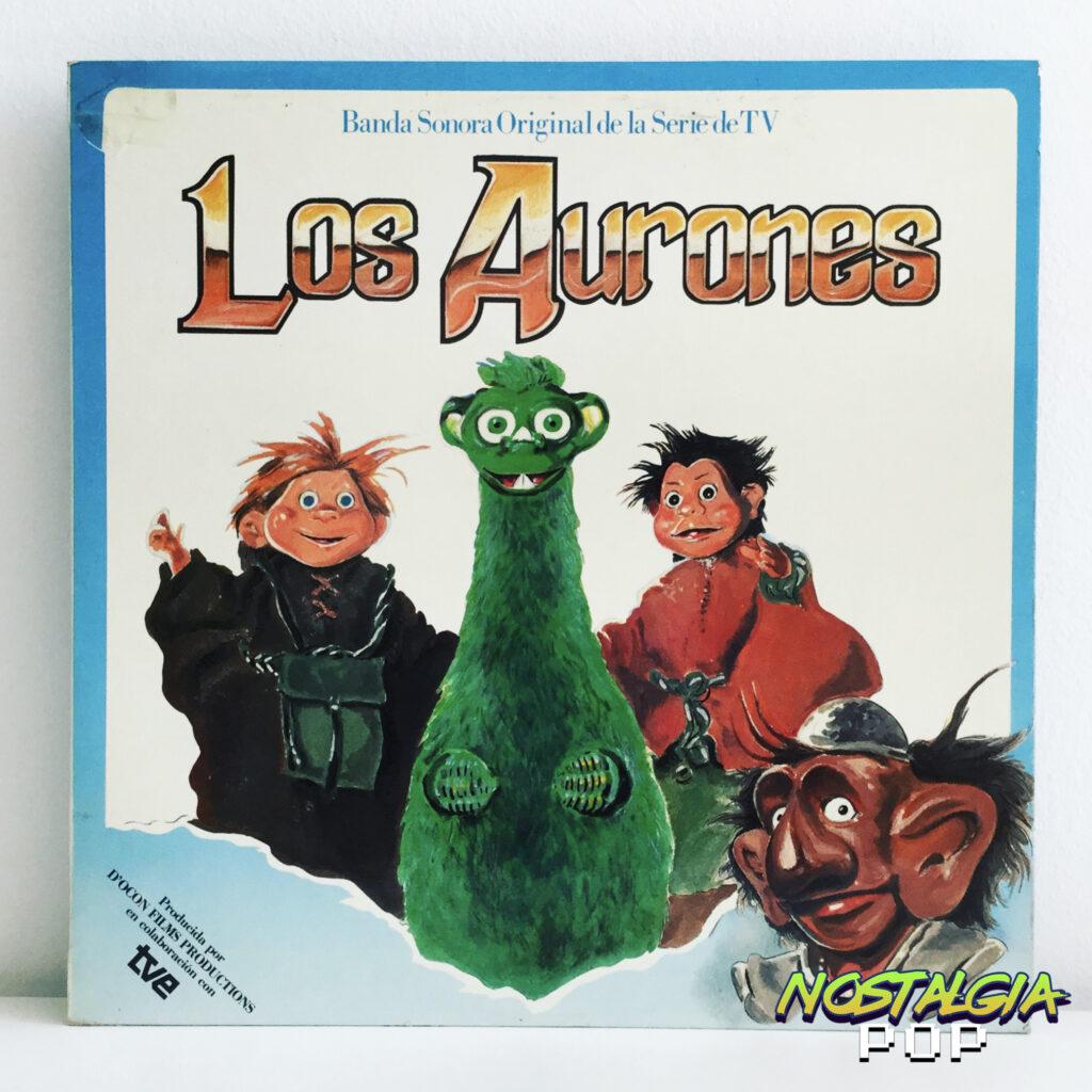 Los Aurones LP (1987)