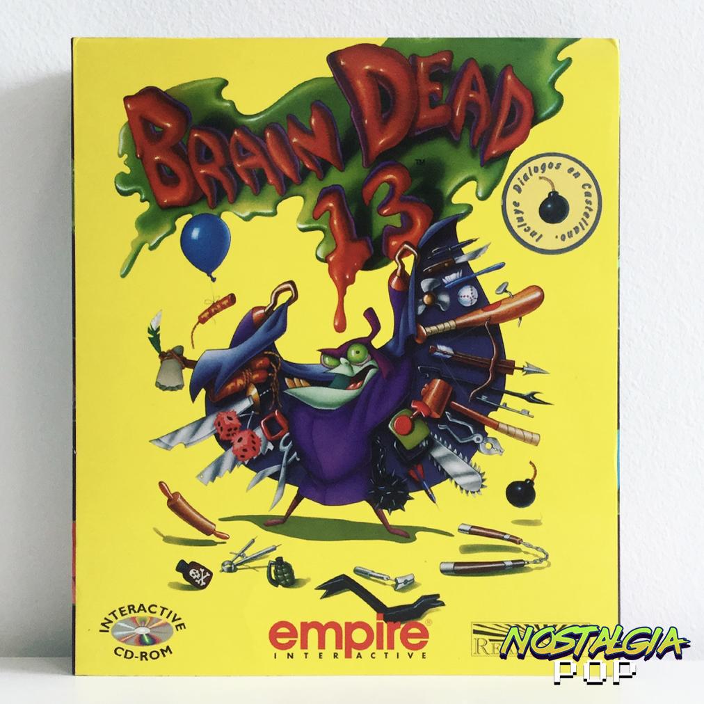 Brain Dead 13 (1995)