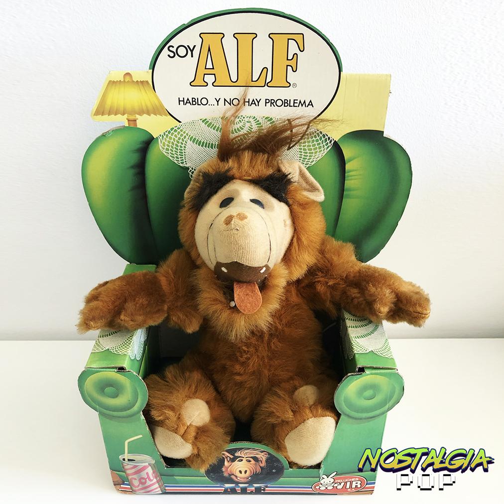 Alf de Juguetes VIR (1988)