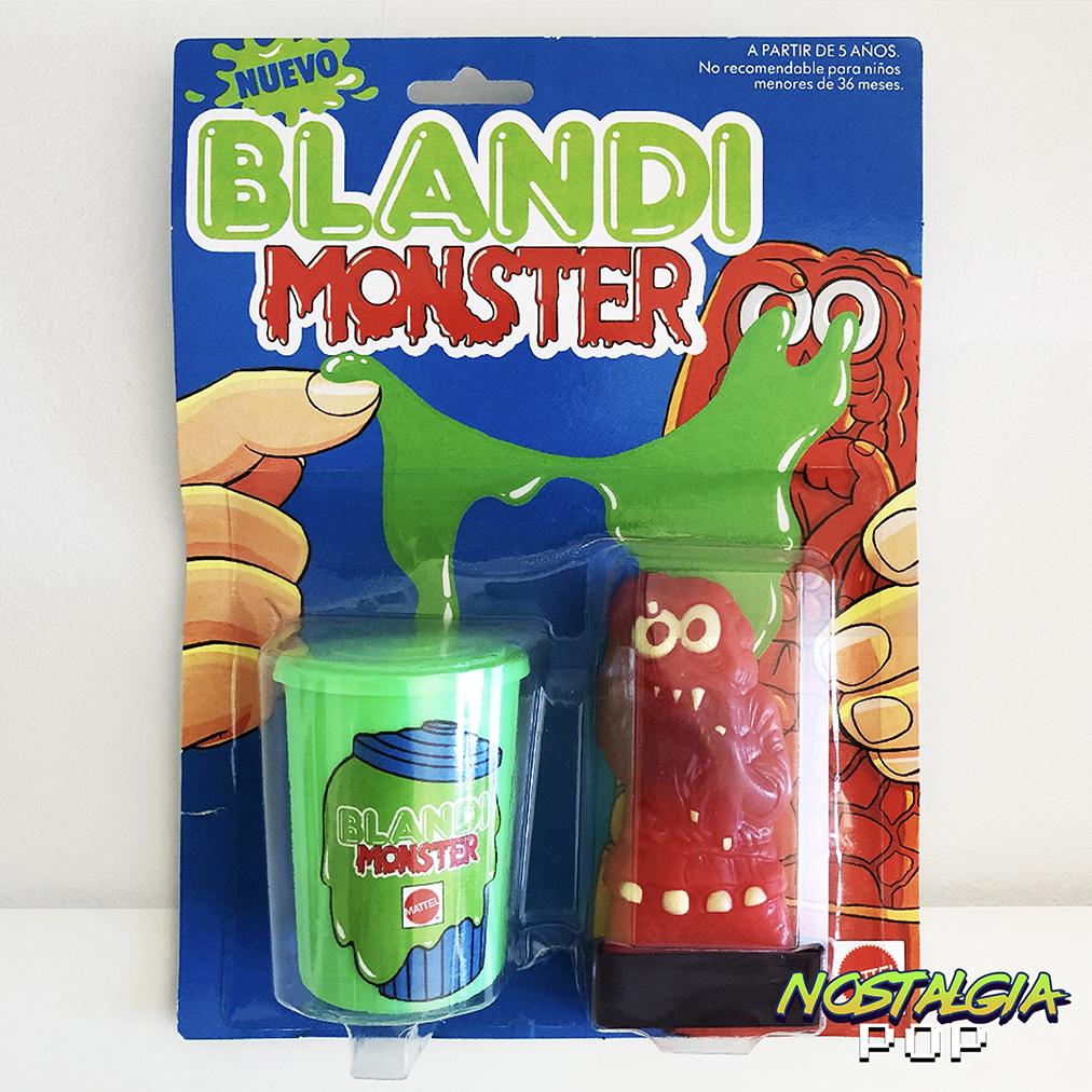 Buenas noches, Blandi Monster